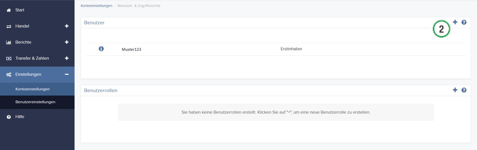LYNX-Online-Handbuch-Kontoverwaltung-zweiter-zugang-gemeinschaftsdepot-2